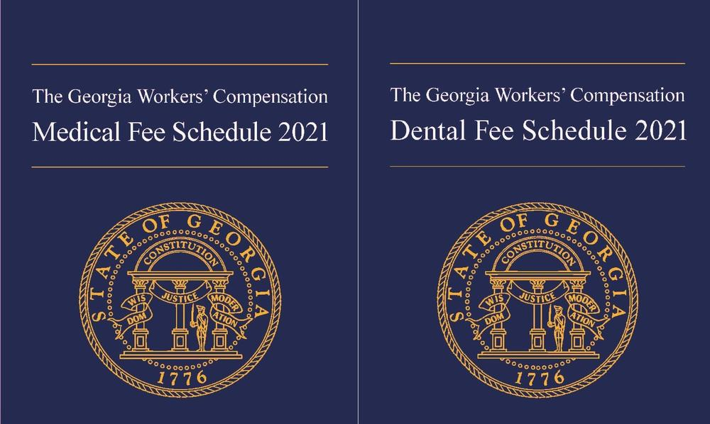 2020 Georgia Workers' Compensation Medical and Dental Fee Schedules
