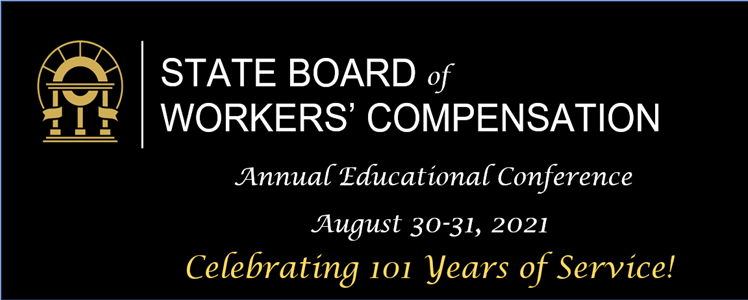 SBWC 2021 Annual Educational Conference - Celebrating 101 Years of Service